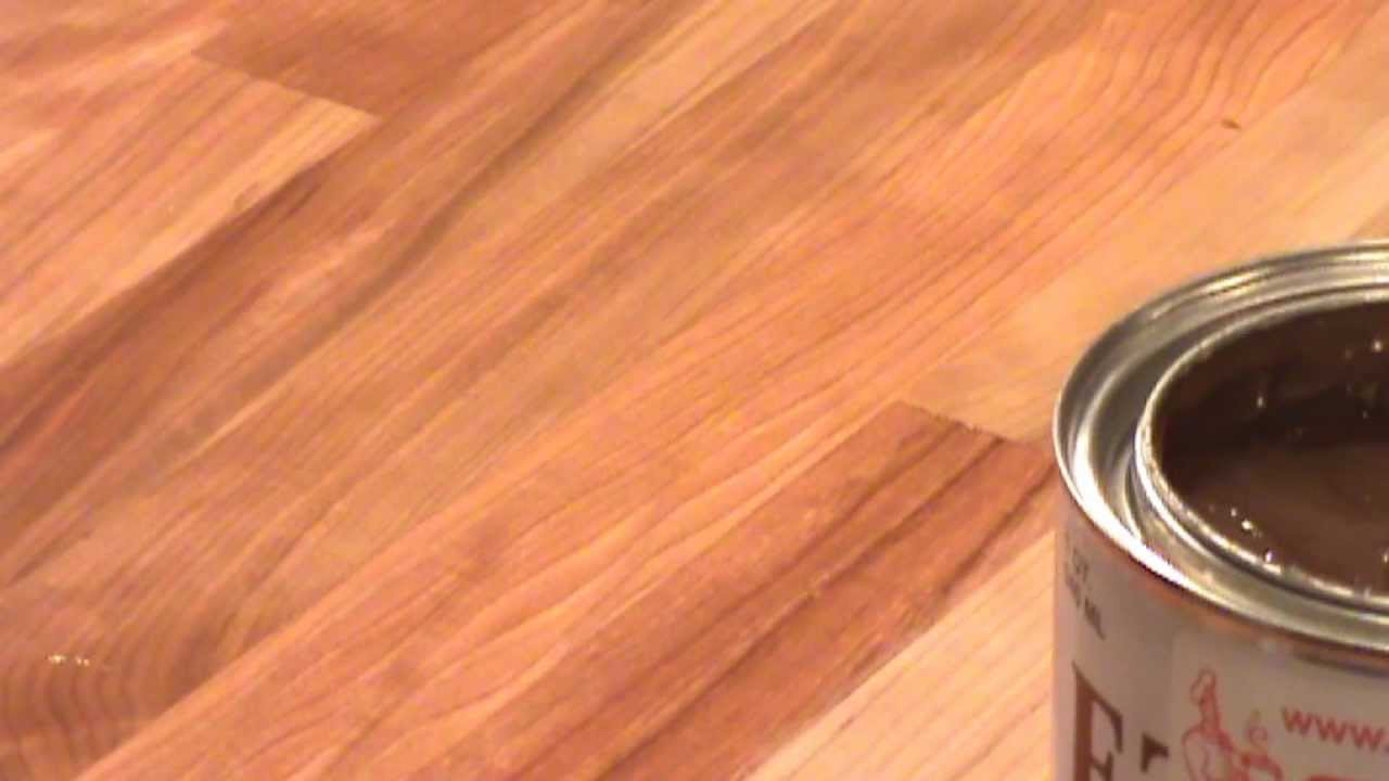 how to refinish table - Refinish Table