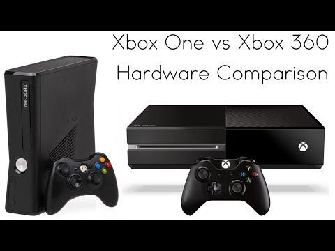 Xbox One vs Xbox 360: Hardware Comparison