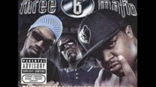 Three 6 Mafia - Poppin my collar chopped and screwed swishahouse remix