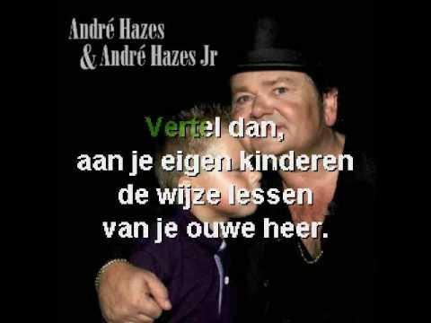 Kleine Jongen - Karaoke Andre Hazes Stijl (Dutch)