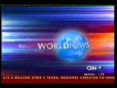 CNN World News Open