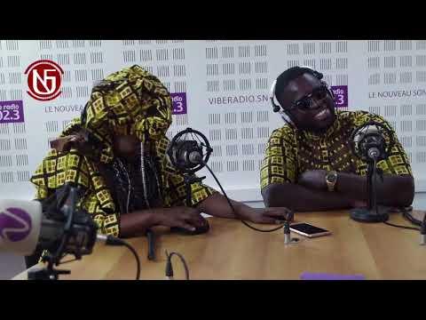 MAABO sur Vibe Radio Senegal avec Aba