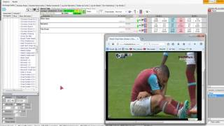 Trader: LAY-DRAW II uma nova visão no segundo tempo -  West Ham (2 ) V Norwich (2)