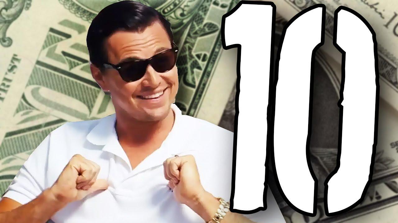 10 szalonych rzeczy, które można kupić za pieniądze [TOPOWA DYCHA]