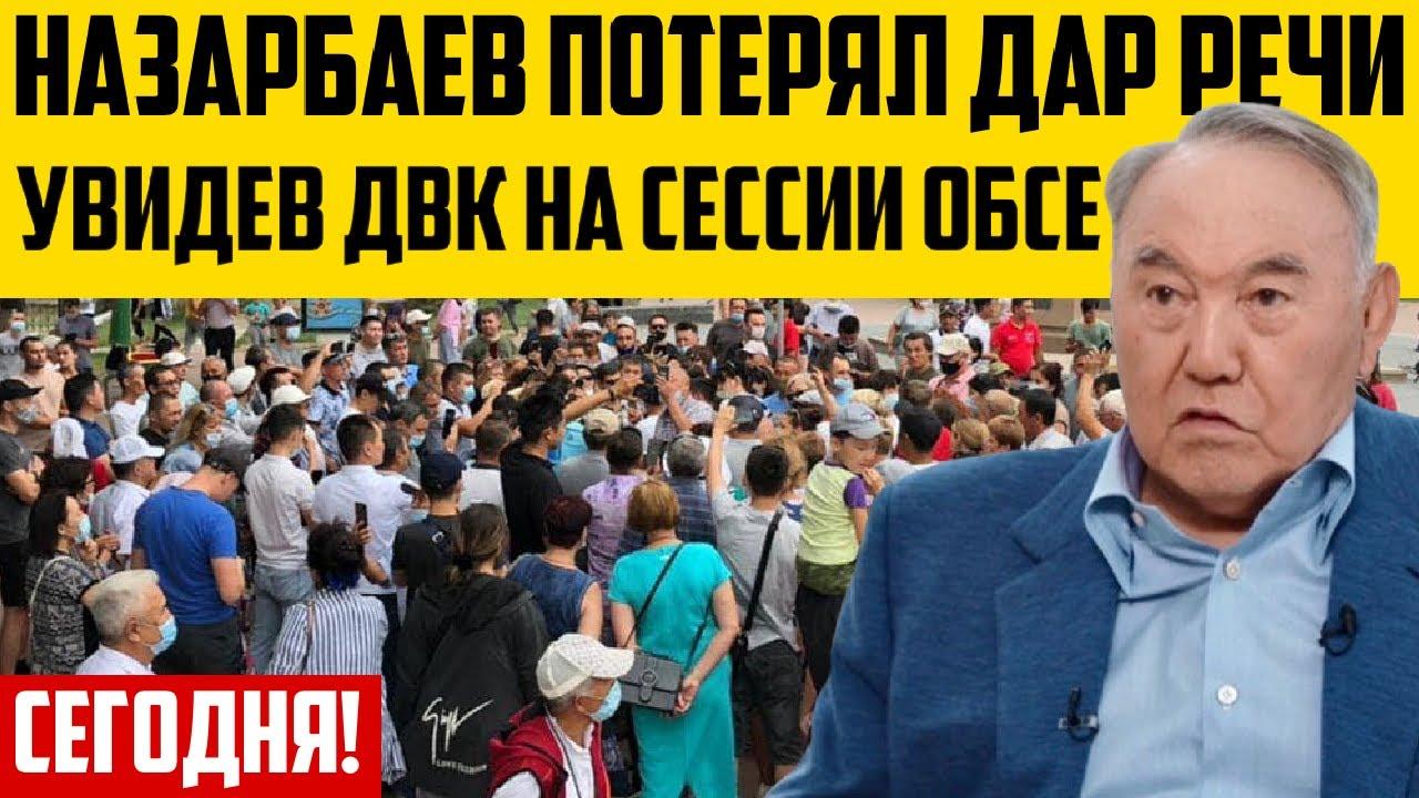 Назарбаев в шоке от происходящего! Улицы Казахстана гремят от протестов! Сессия ОБСЕ!