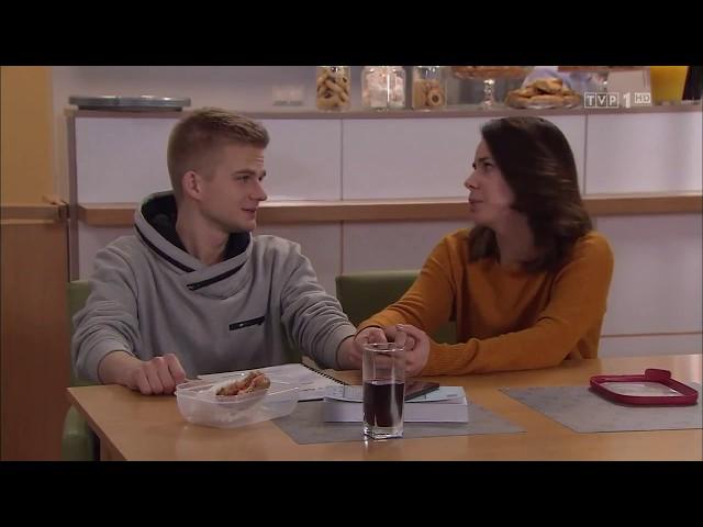 """""""Klan"""" – """"Dlaczego wam nie wyszło?"""" – scena z odc. 3275"""