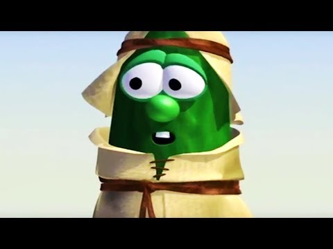 Veggietales | Josh and The Big Wall | Full Episode | Videos For Kids