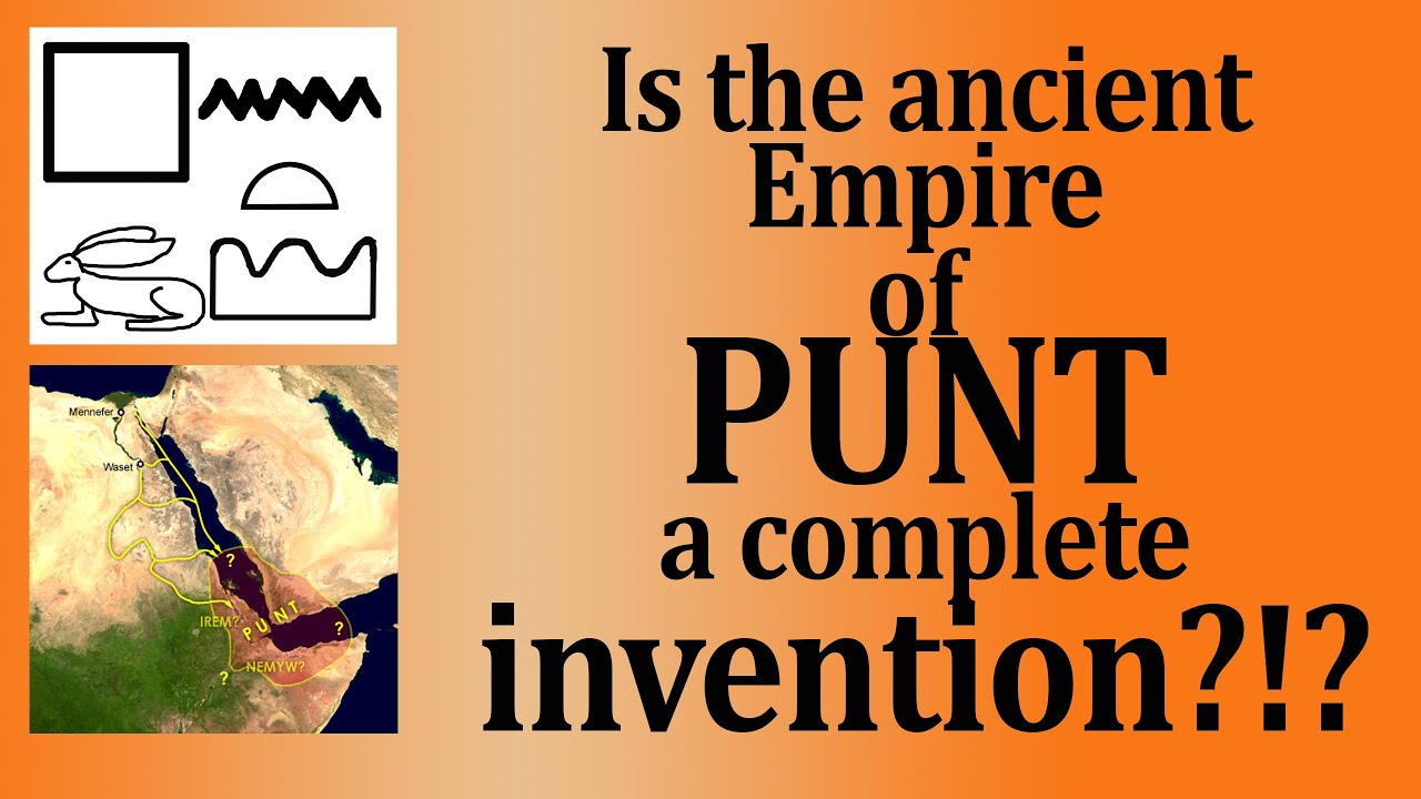 Is Punt a mythical place invented by academics?