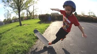 THE SKATE DAD LIFE!