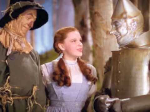 All Wizard of Oz Solo Songs sung by the Scarecrow, Tinman, and Lion
