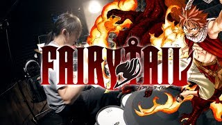 【FAIRY TAIL Final season】lol - power of the dream feat.維尼 フルを叩いてみた / Opening Full Drum Cover