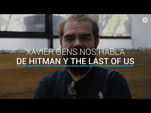 Xavier Gens nos habla de Hitman y The Last of Us