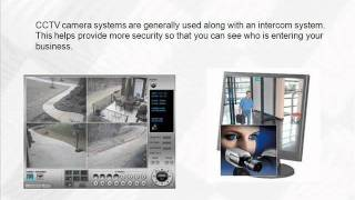 Commercial security systems | CCTV Systems
