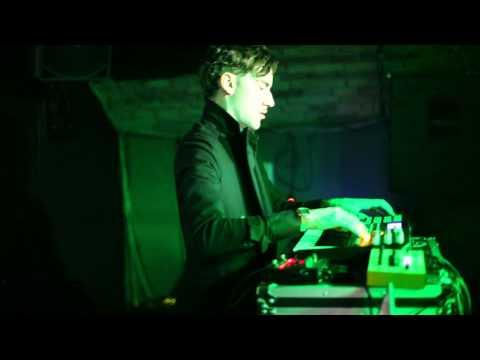 Jimmy Edgar Live @ Nuspirit Club / Bratislava