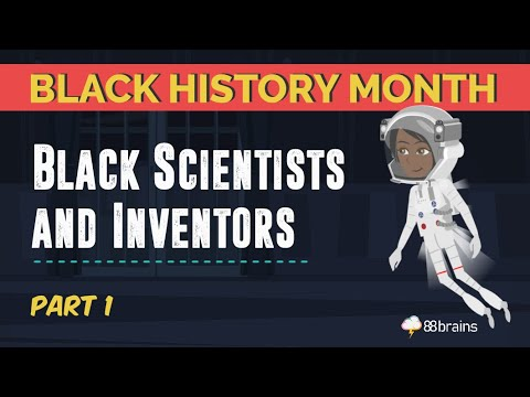 Black History Month - Black Scientists and Inventors (Animated)