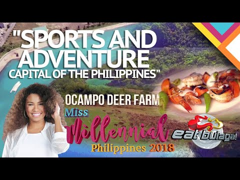 SPORTS AND ADVENTURE CAPITAL OF THE PHILIPPINES - CAM SUR | Miss Millennial Camarines Sur