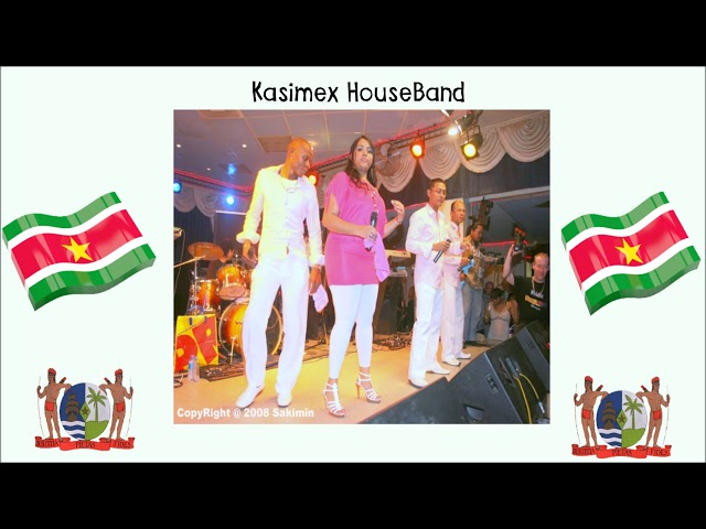 Kasimex HouseBand (Volledige Album 6) Come Join We