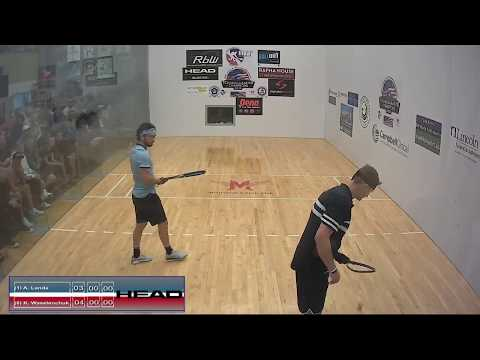 2018 John Pelham Memorial Tournament of Champions: Quarter-Final: A. Landa vs K. Waselenchuk