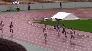 2017 U20陸上  男子400m 予選