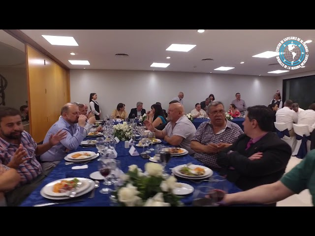 Cena Senadores y Diputados Sede Centro de Capitanes