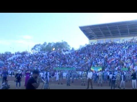 Leencoo Abdushakur   Live Performence   Harar Kilole Afran Qalloo