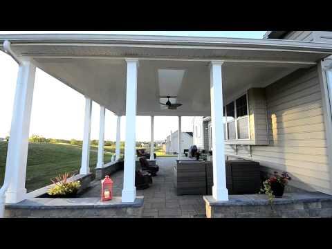 Semi Enclosed Patio AdditionHilltown PA