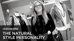 How to Be a Personal Stylist: Dressing the Natural Style Personality