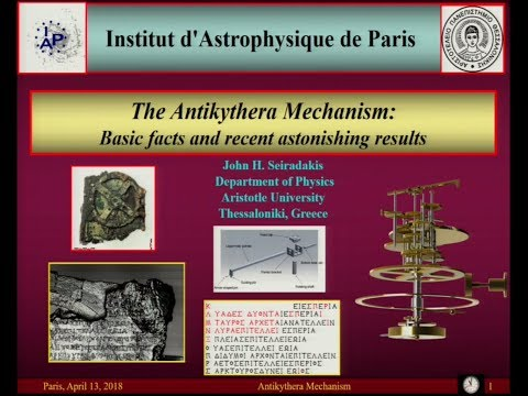 The Antikythera Mechanism: Decoding An Astonishing 2000 Years Old Astronomical Computer