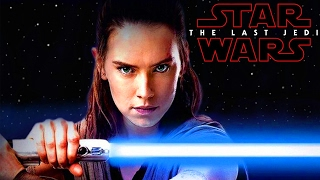 Rey's NEW Look Revealed!! - Star Wars Episode 8 The Last Jedi - What it Means