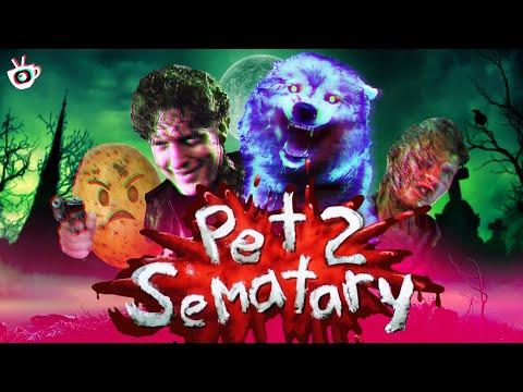 ОБЗОР КЛАДБИЩЕ ДОМАШНИХ ЖИВОТНЫХ 2 (Pet Sematry Two)