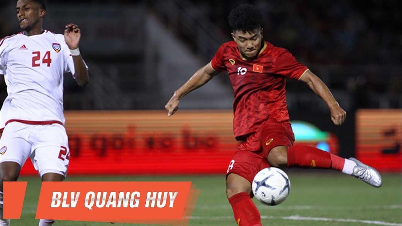 Highlights | U22 Việt Nam - U22 UAE | Hà Đức Chinh xuất thần, gỡ hòa kịch tính | BLV Quang Huy