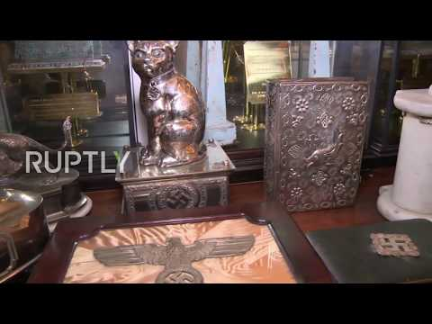 Argentina: Federal police seize massive collection of Nazi and illegal historical artefacts