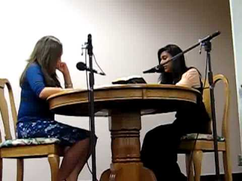 Praveena talk aug 2007 with Elena