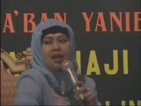 Pengajian Lucu Bahasa Madura Jawa - HJ Muthmainah
