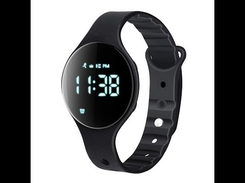 iGANK T6A Non-Bluetooth Fitness Tracker Watch