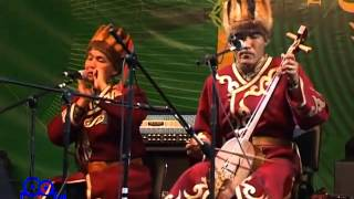 Altai Kai ( Tuva Throat Singing ) - Sayan Ring