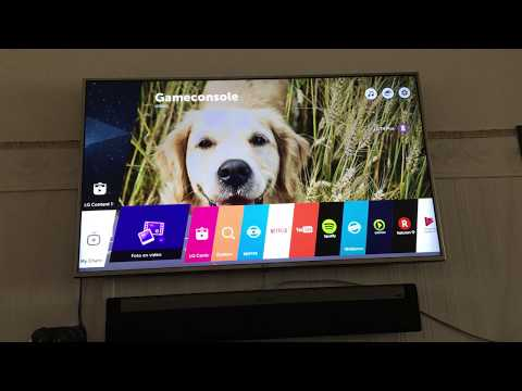 how to change tv to smart tv