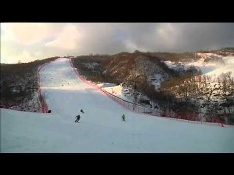 North Korea Opens Luxury Ski Resort