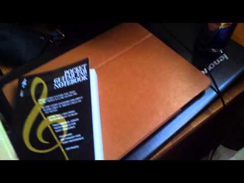 Pocket Guitar Tab Notebook!