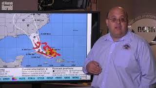 Baixar El Meteorólogo Pablo Santos habla sobre el huracán Irma