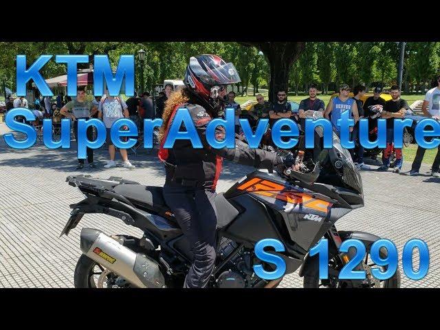 Review KTM 1290 Super Adventure S