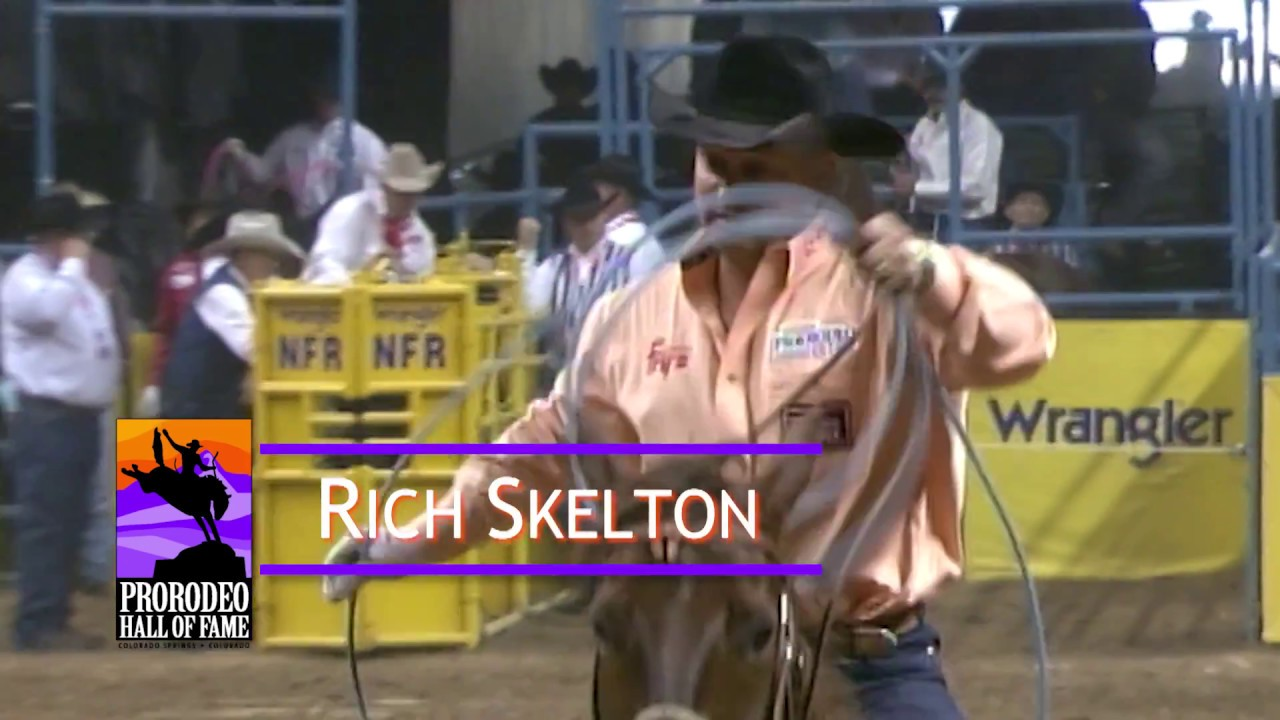 Rich Skelton - Pro Rodeo Hall of Fame