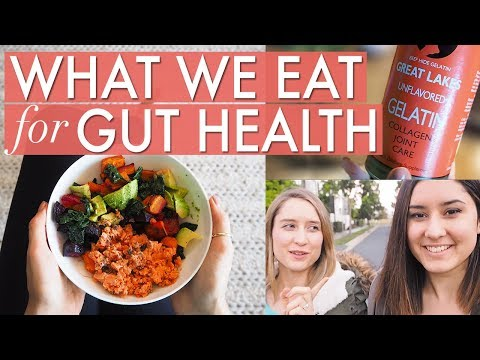 What We Eat In A Day | GUT HEALTH EDITION