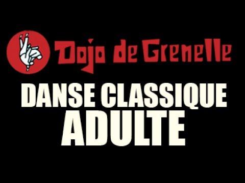 Cours de Danse classique ADULTES - Dojo de Grenelle Paris 15e