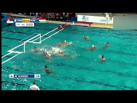 Szerbia - Magyarország: 0:2 Decker Ádám gólja