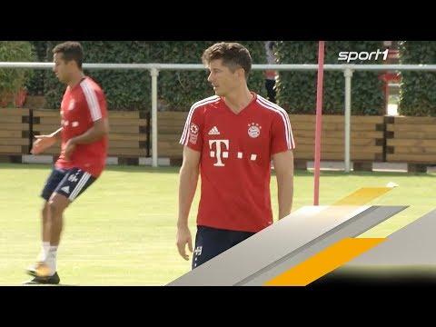 Pep Guardiola lockt angeblich Lewandowski | SPORT1 TRANSFERMARKT