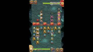 Might & Magic Clash for DS gameplay footage