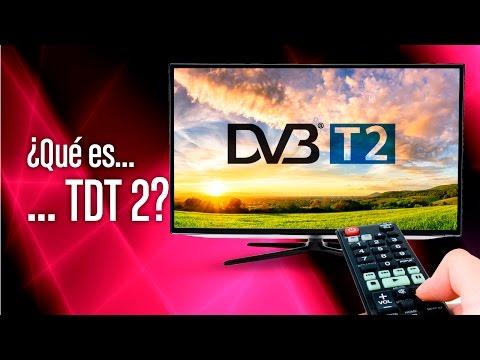 ¿Qué es TDT 2?