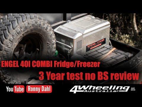 ENGEL 40l COMBI Fridge/Freezer 3 Year Review