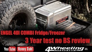 ENGEL 40l COMBI Fridge/Freezer 3 year review
